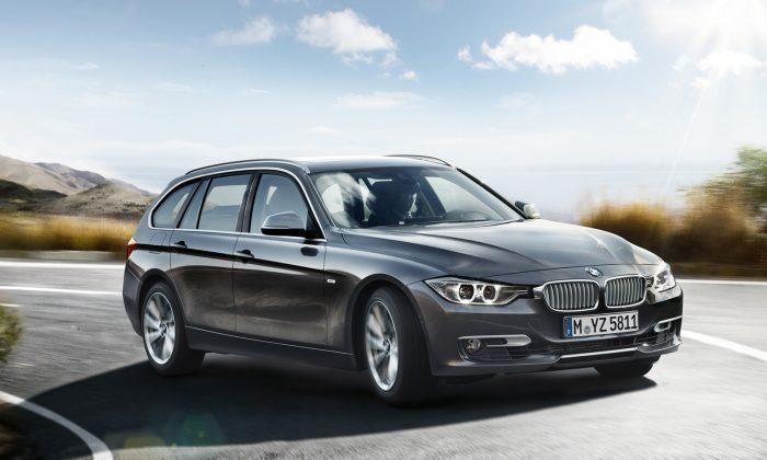 2014 BMW 3-Series Sports Wagon (Courtesy of BMW)