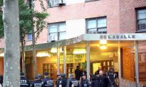 Police Raid West Harlem Projects in Largest Gang Bust