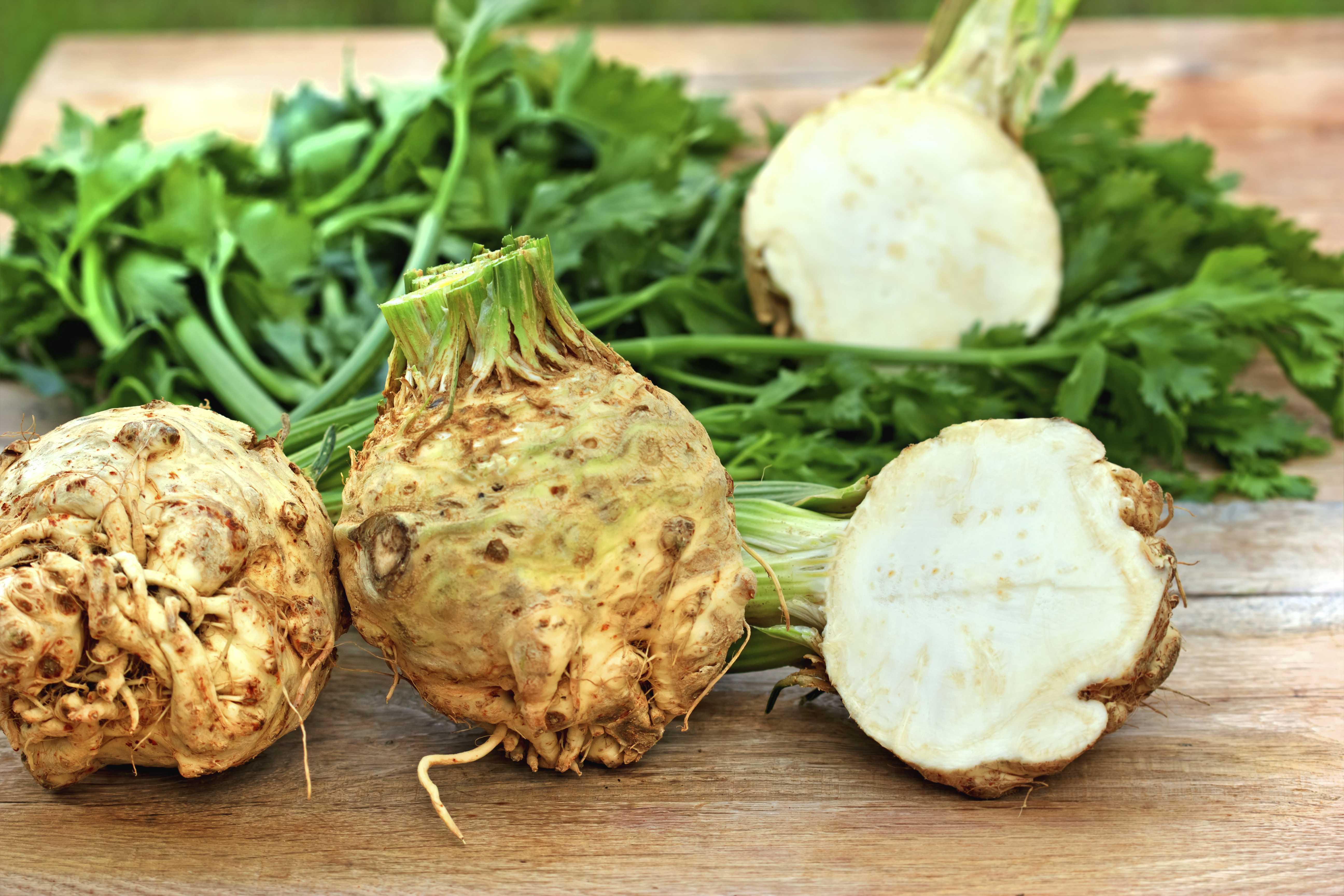 Weird White Vegetables 11