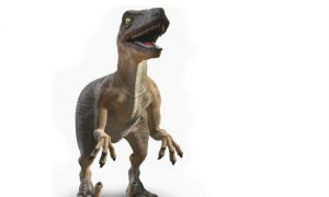 This Robot Dinosaur is Super Fast—It's Really Scary (Video)