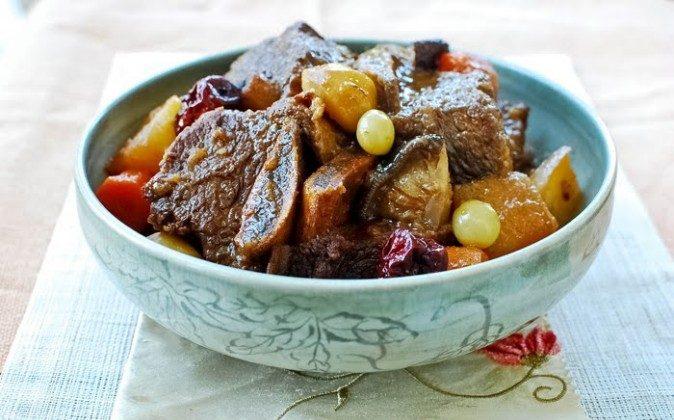 Galbijjim dish. (Koreanbapsang.com)