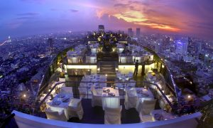 10 Unique Restaurants With a Spectacular View
