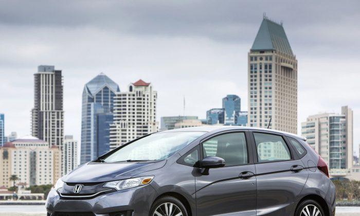 2015 Honda Fit (Courtesy of NetCarShow.com)