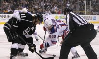 New York Rangers Take On Los Angeles Kings: Hollywood Hockey on a Broadway Stage