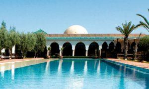 5 Fabulous Poolside Lunch Spots in Marrakech