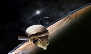 NASA Pluto Mission: New Horizons Spacecraft Approaching Dwarf Planet After 9 Years