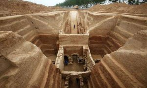 More Than 100 Han Dynasty Tombs Discovered in China