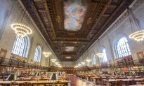 Iconic Reading Room at NYPL Closed for Repairs
