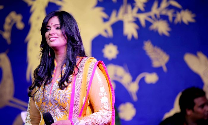 South Asian singer Richa Sharma will headline the Bollywood extravaganza on opening night at the Ottawa Jazz Festival. (Ottawa Jazz Festival)