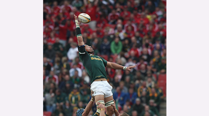 He's back ... the great Victor Matfield returns to the Springboks. After coming out of retirement Matfield has starred in the Super Rugby and has now been reappointed to the 'Boks captiancy. He'll be leading his team on Saturday June 7, 2014 against a World XV team. (David Rogers/Getty Images)