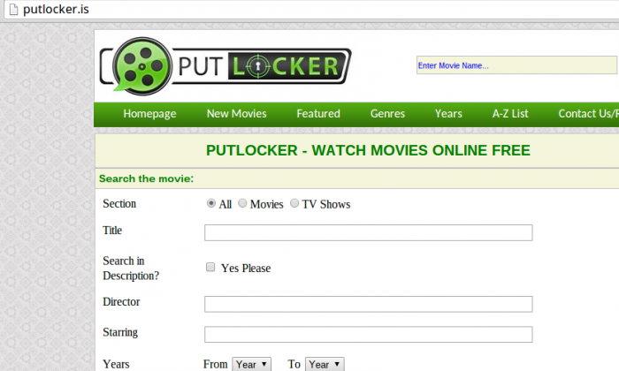Putlocker, which was previously hosted on .BZ, has had to shift domains after the .BZ domain was suspended. Another streaming website, Cartoon HD, was recently shut down.