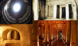 10 Amazing Subterranean Structures From the Ancient World