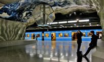 Underground Art: Stockholm's Best Kept Secret