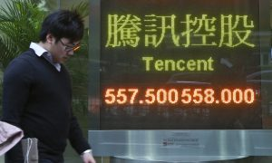 Chinese Internet Giant Loses Millions After False News Report