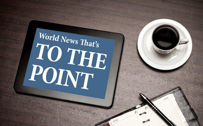 World News to the Point: June 4, 2014. (Photos.com)