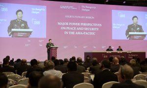 Hot Rhetoric, Cold Calculation From China at Defense Dialogue