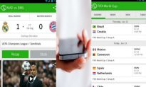 World Cup 2014 Brazil: Must-Have Apps for Fans