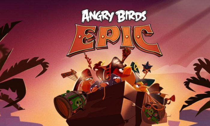 (Angry Birds Epic website)