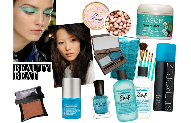 Cool beauty products for a hot summer. (Mochi Magazine)