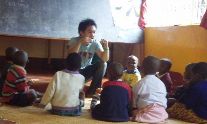 Volunteering in Tanzania (Bren On The Road)