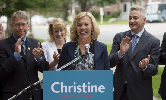 Flaherty's Widow Christine Elliott Running for Ontario PC Party Leadership