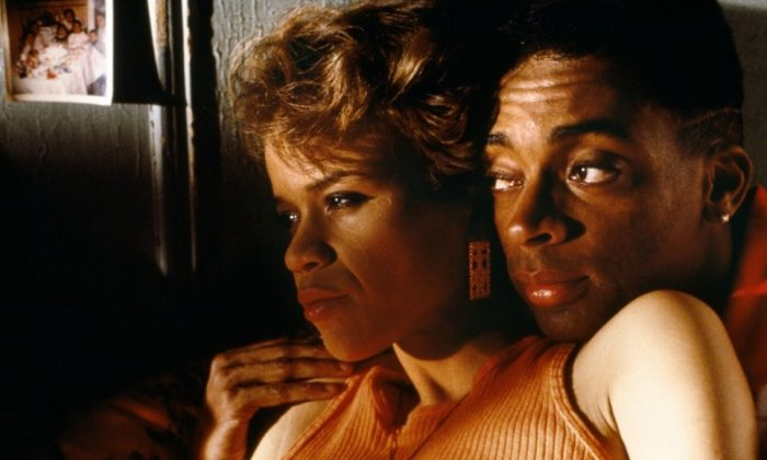 """A still from Spike Lee's """"Do the Right Thing,"""" which will screen at the end of BAMcinemaFest along with a director's talk. (Courtesy Universal/Photofest)"""