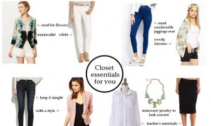 Closet Essentials for the Rest of Us