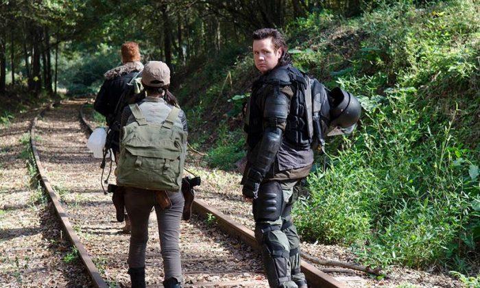Eugene near the end of season 4. (Gene Page/AMC)