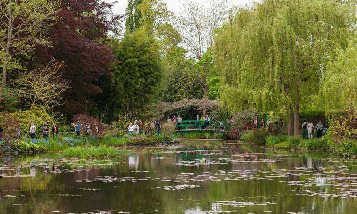 Monet's Garden, Giverny, France (The Travel Magazine)
