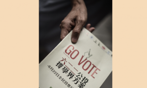 White Paper on Hong Kong Pushes Taiwan Away