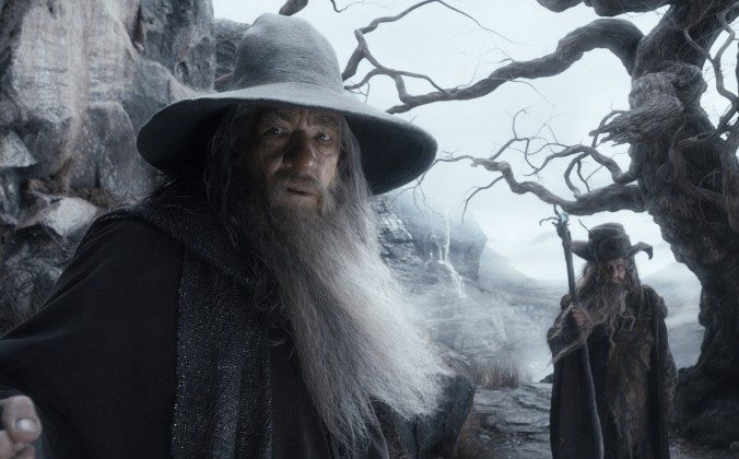 "Gandalf in ""The Hobbit: The Desolation of Smaug."" (Warner Bros.)"