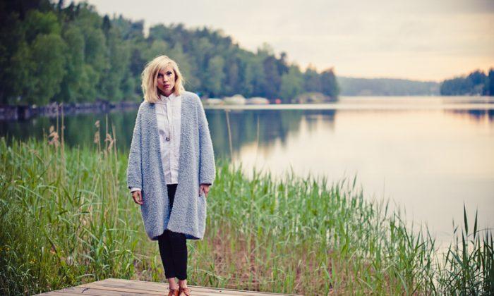 Scandinavia: beautiful nature and minimalist style. (Photo Isabelle Pederson)