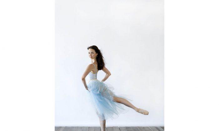 Principal dancer Jillian Vanstone makes her debut as Cinderella in the National Ballet of Canada's presentation of James Kudelka's ballet from June 4–15, 2014. (Sian Richards, courtesy National Ballet of Canada)