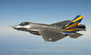 Trump Targets F-35 Over Costs, Congress Concerned About Jobs