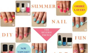 Summer Fun with DIY Nail Art Looks