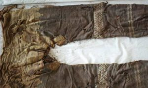 Archaeologists Find Oldest Known Trousers in the World