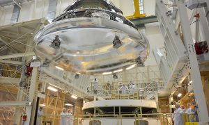 Orion Project: NASA Spacecraft That Could Provide Path to Mars Readying for Launch