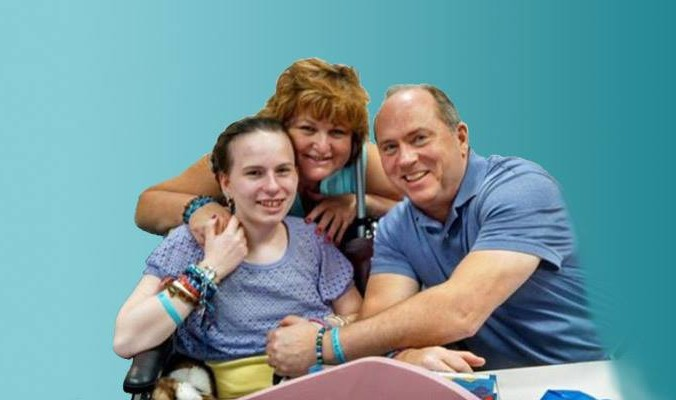 Justina Pelletier with her parents in an undated photo. (Liberty Counsel)