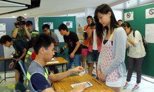 Hong Kong Votes for Democracy
