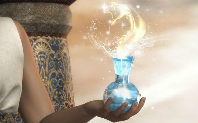 Illustration of a potion. (Shutterstock*)