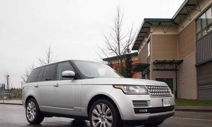 2014 Range Rover (Benjamin Yong)