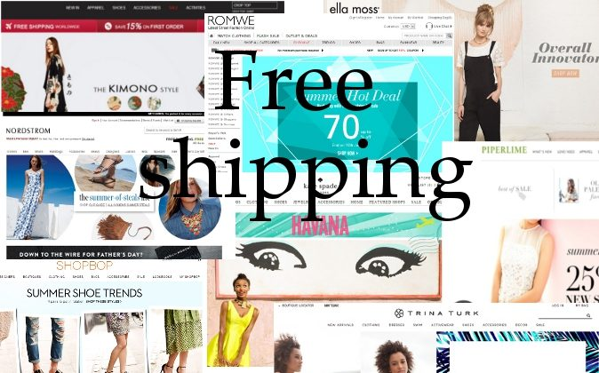 cheap online clothing stores with free shipping