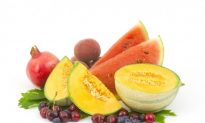 10 Fruits that Heal (Infographic)