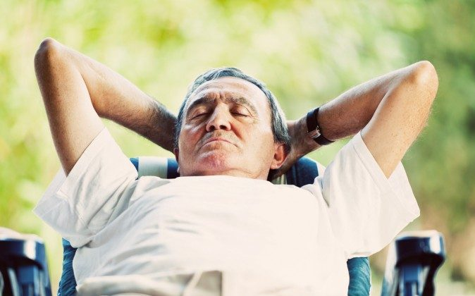 """""""Sleep is important for good health and mental wellbeing"""" says Francesco Cappuccio. """"Optimizing sleep at an older age may help to delay the decline in brain function seen with age, or indeed may slow or prevent the rapid decline that leads to dementia.""""(Shutterstock*)"""