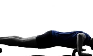 Can You Hold a Plank Position for Two Minutes? (Video)