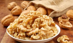Walnuts May Promote Male Fertility
