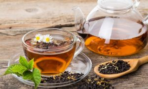Why You Should Drink Tea Everyday (Infographic)