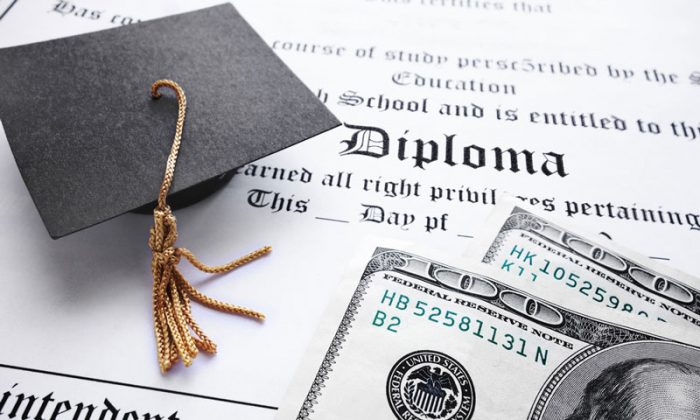 The cost of a degree just keeps rising. Is it still worth it? (Shutterstock*)