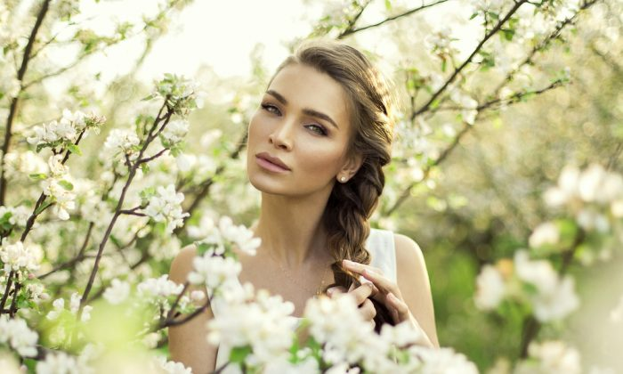 Braids in bloom from this spring to summer. (Shutterstock*)