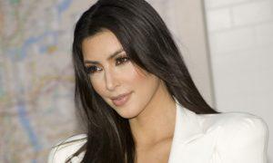 Kim Kardashian, 1 of 10 Celebrity Acupuncture Fans